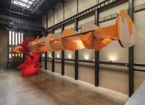 Richard Tuttle survey at Tate, Whitechapel