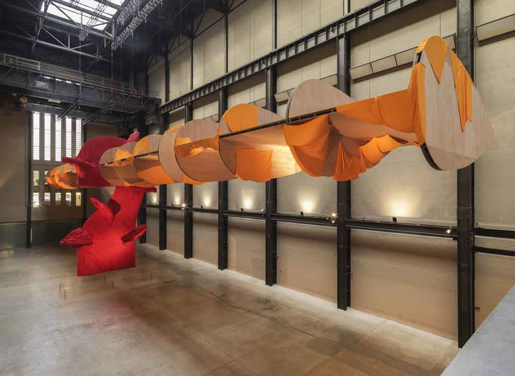 Richard Tuttle 2014: I Don't Know . The Weave of Textile Language, Photo: Andrew Dunkley, Tate Photography