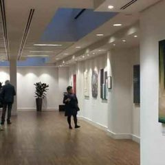 Diversity is alive and well in London RAG artists' show